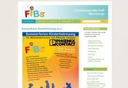 Familiengesellschaft Blombergs
