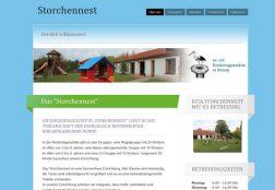 """Kindertagesstätte """"Storchennest"""""""
