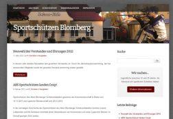 Sportschützen Blomberg